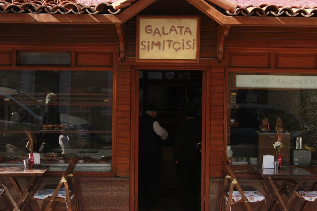 Tarihi Galata Simitçisi- karakoyde ne yapilir