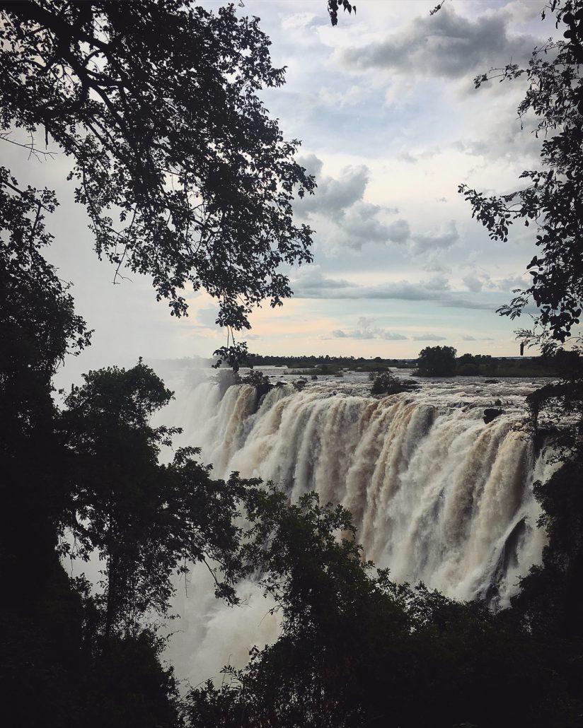 afrika gezilecek yerler- zambiya