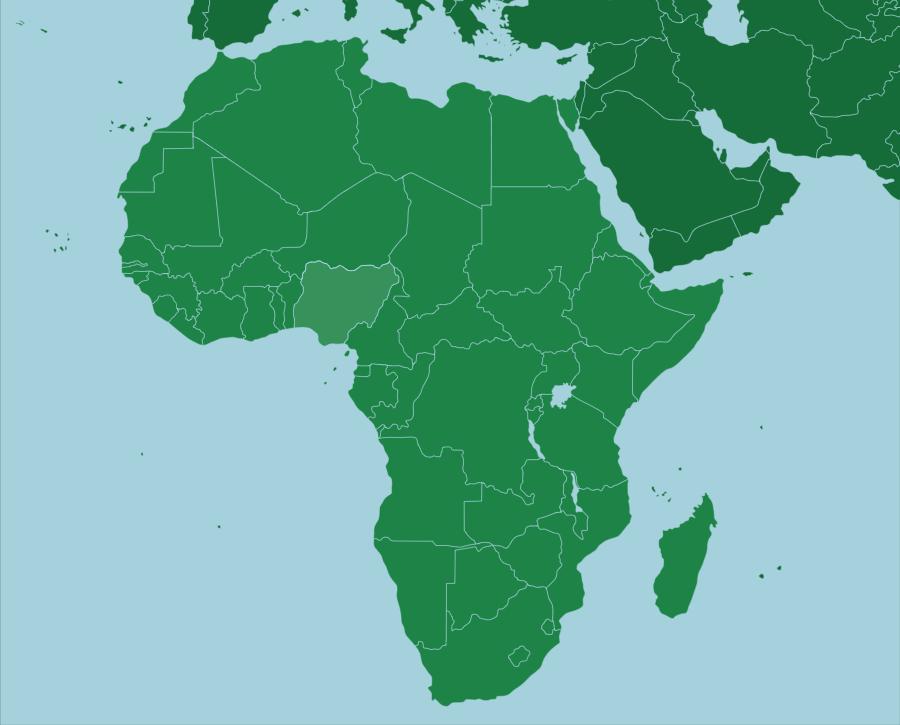 afrika kitasi gezilecek yerler