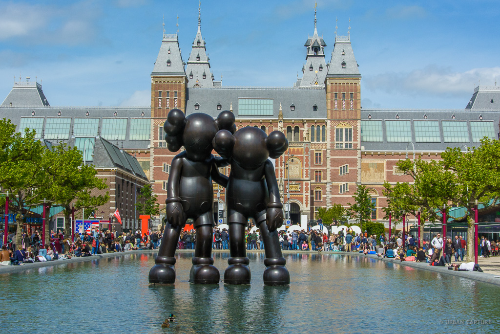 amsterdam gezilecek yerler museum plein