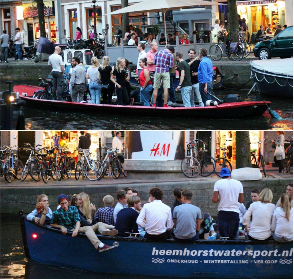 amsterdam gezisi - gezilecek yerler