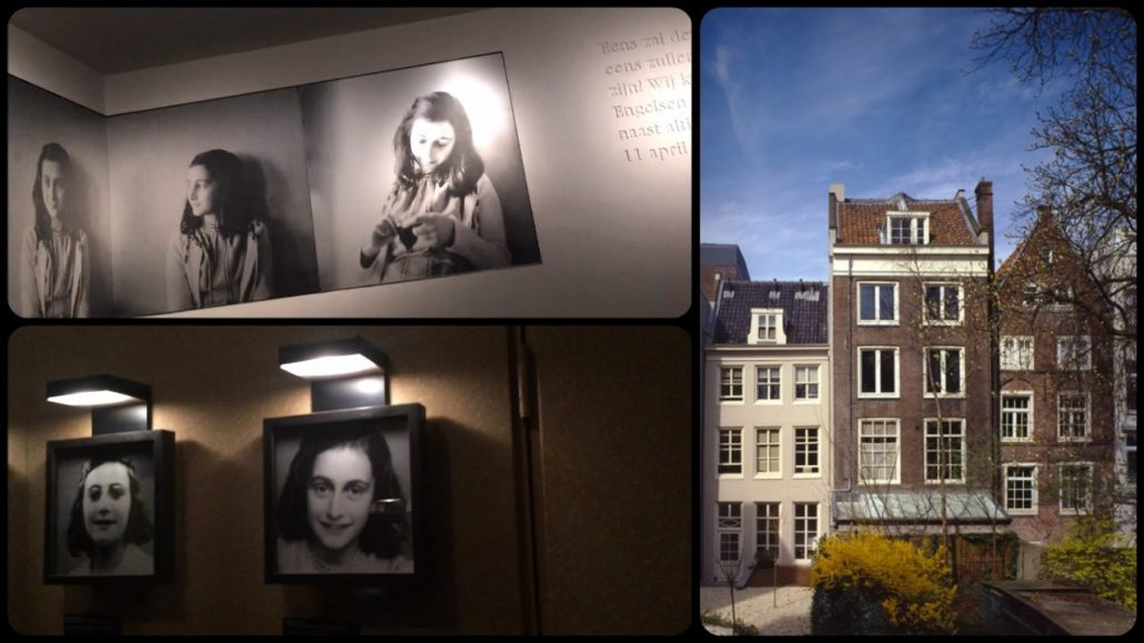 anne frank huis - amsterdam gezilecek yerler