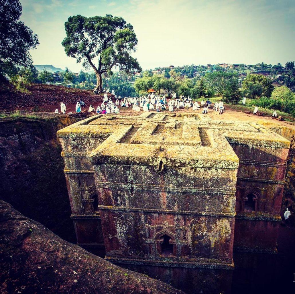 etiyopya - afrika gezilecek yerler