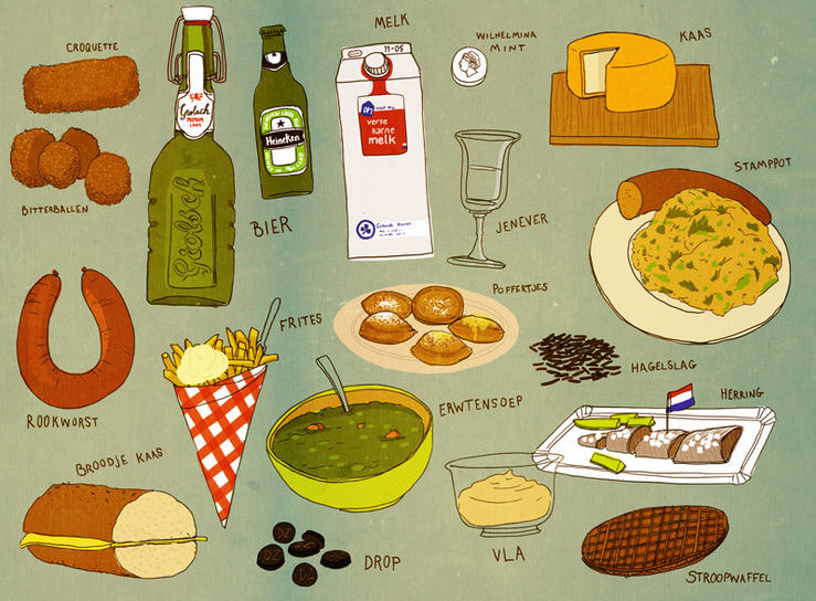hollanda mutfagi