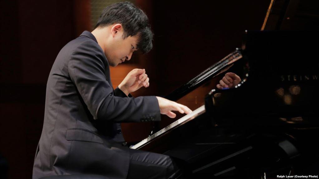 istanbul muzik festivali -Açılış Konseri Yekwon Sunwoo