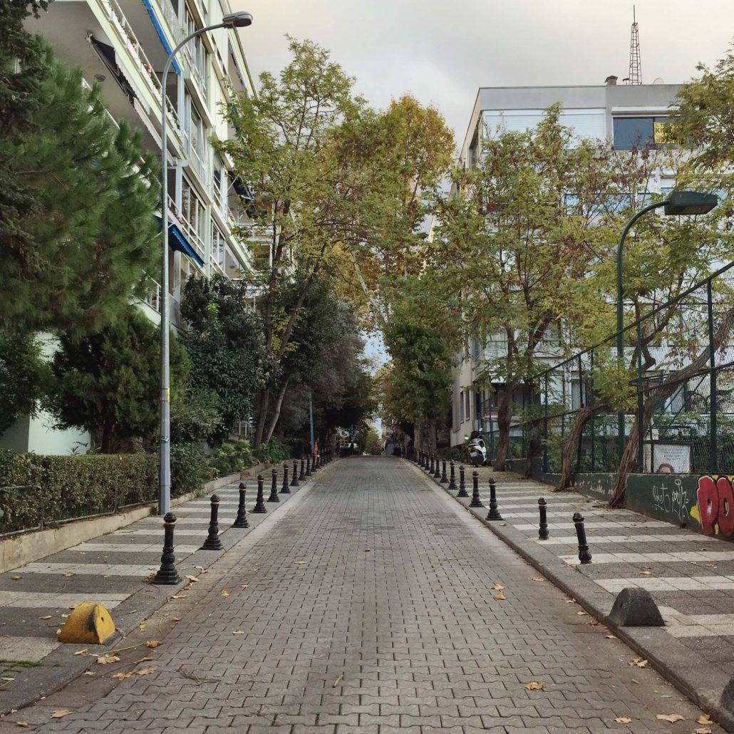 moda sokaklari
