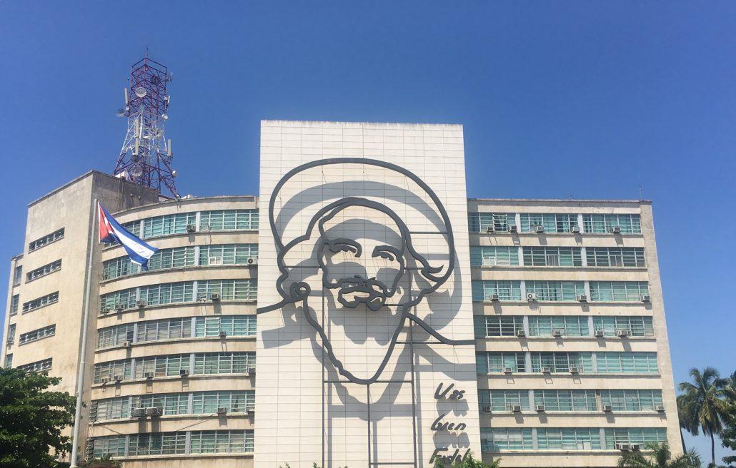 plaza de la revolucion - havana gezilecek yerler