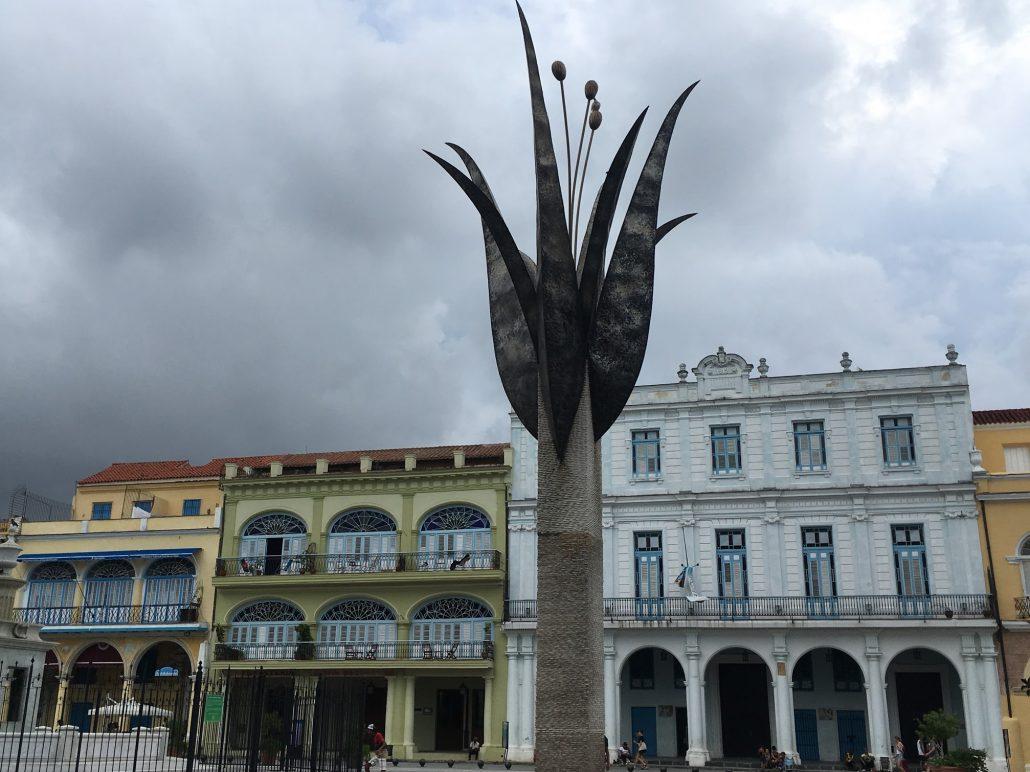 plaza la vieja