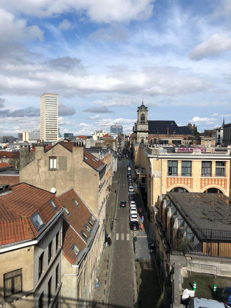 Bruksel gezi rehberi- konaklama