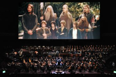 The Lord of The Rings in Concert -istanbul nisan ayi etkinlikleri