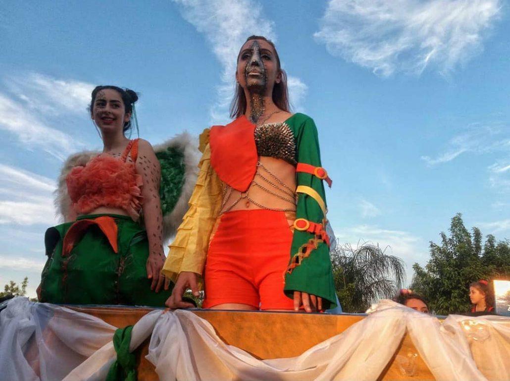 adana portakal karnavali