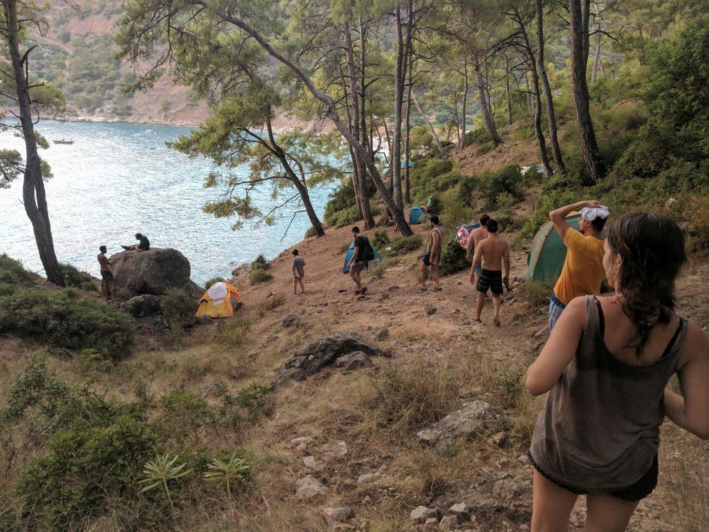 kabak koyu - turkiyedeki en guzel tatil yerleri