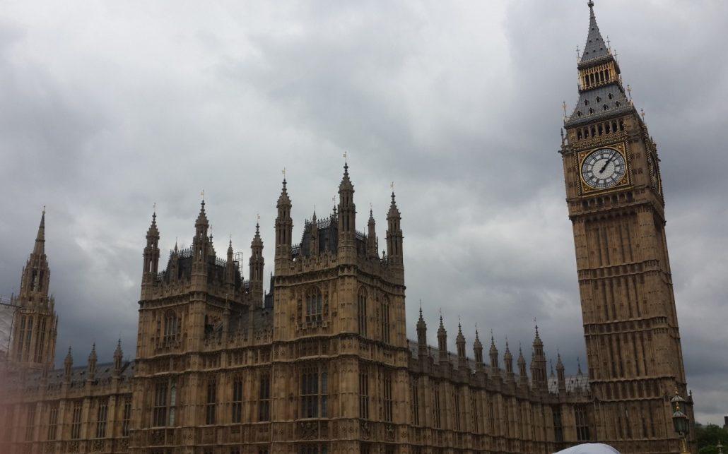 parlemento binası - londra