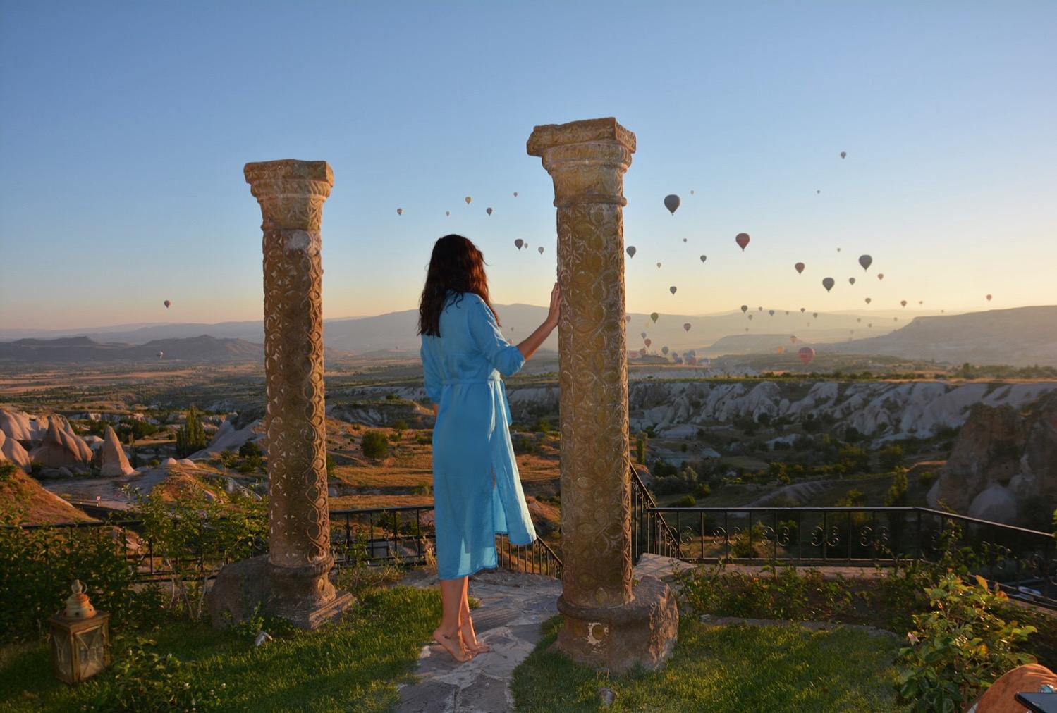 Kapadokya gezi rehberi - gezilecek yerler listesi