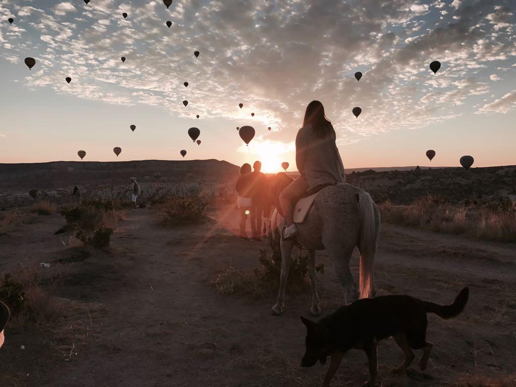 Kapadokya gezilecek yerler - kapadokyada ne yapilir