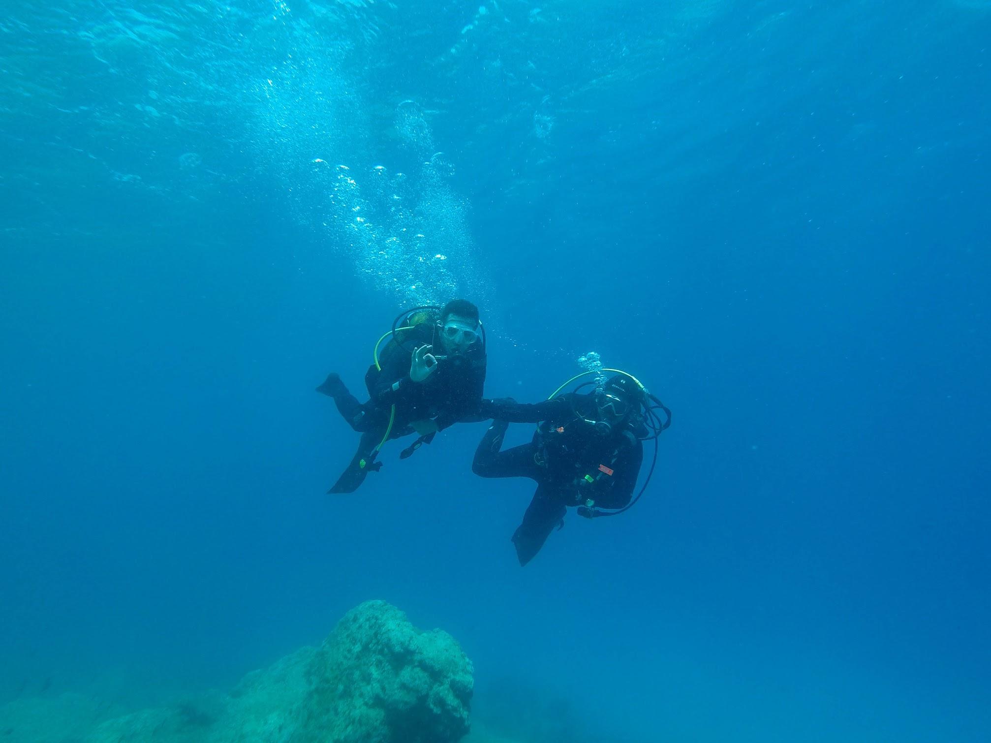 scubba diving - kaş gezilecek yerler rehberi