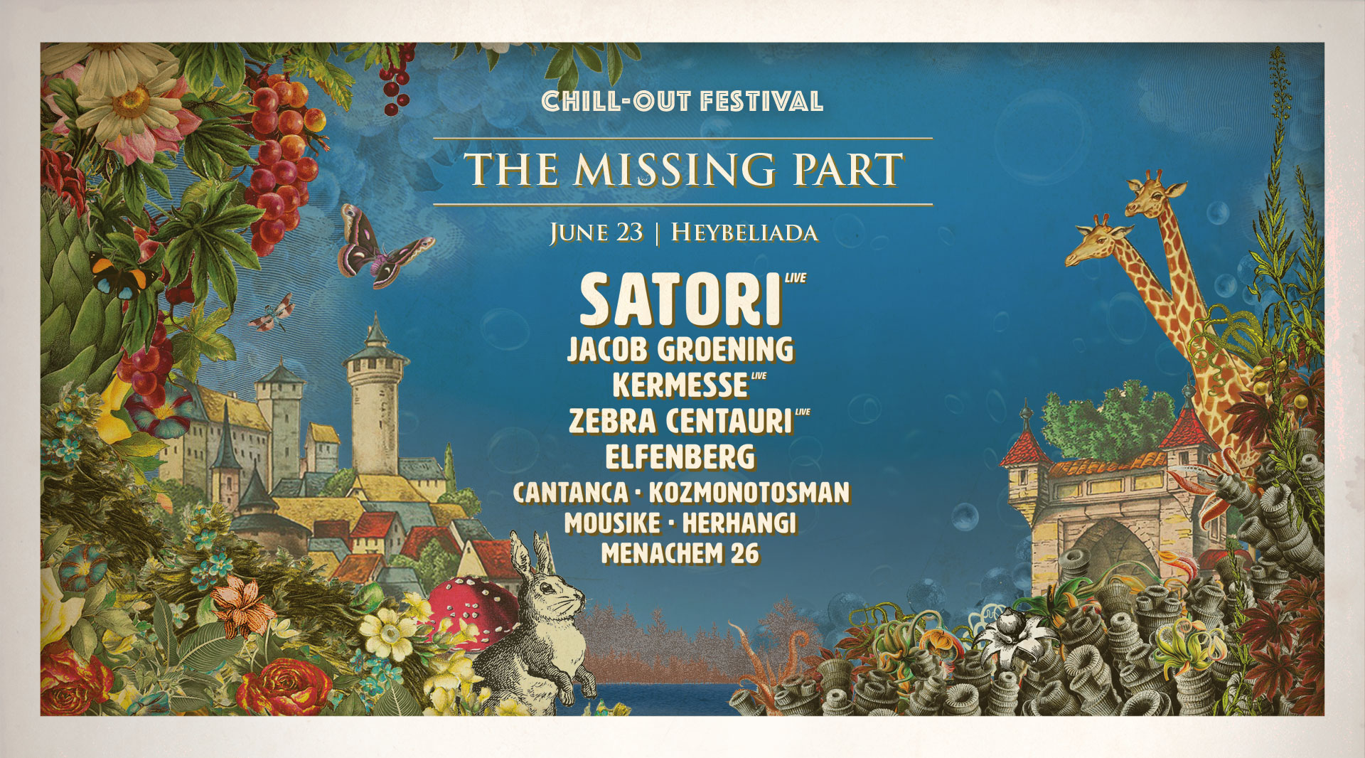 chill out festival - istanbul etkinlik konser