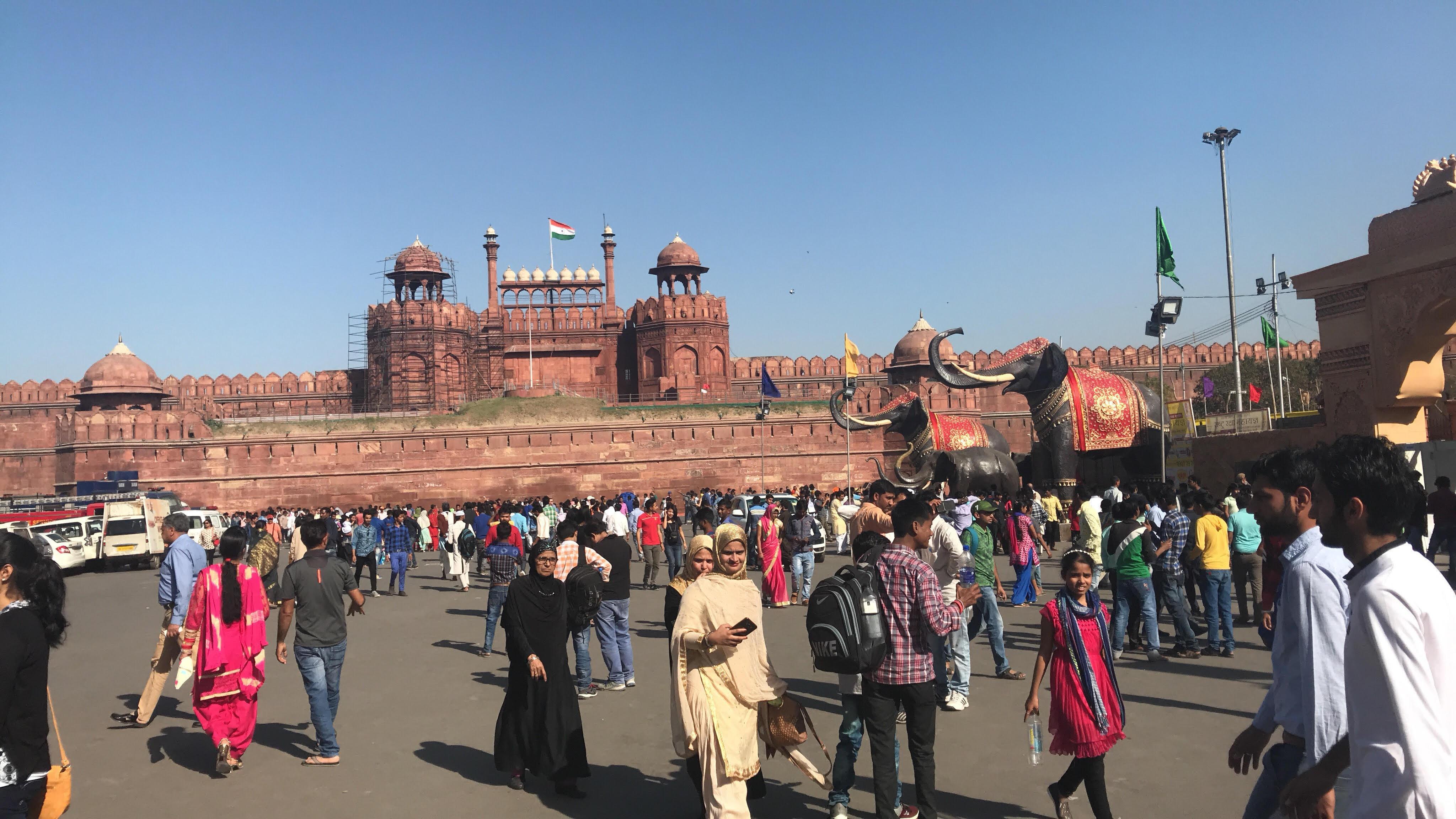 hindistan gezilecek yerler listesi