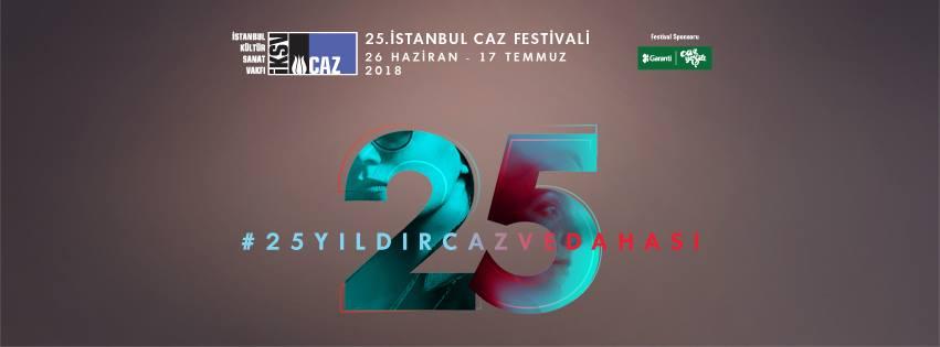 istanbul haziran etkinlik takvimi - caz festivali açılış