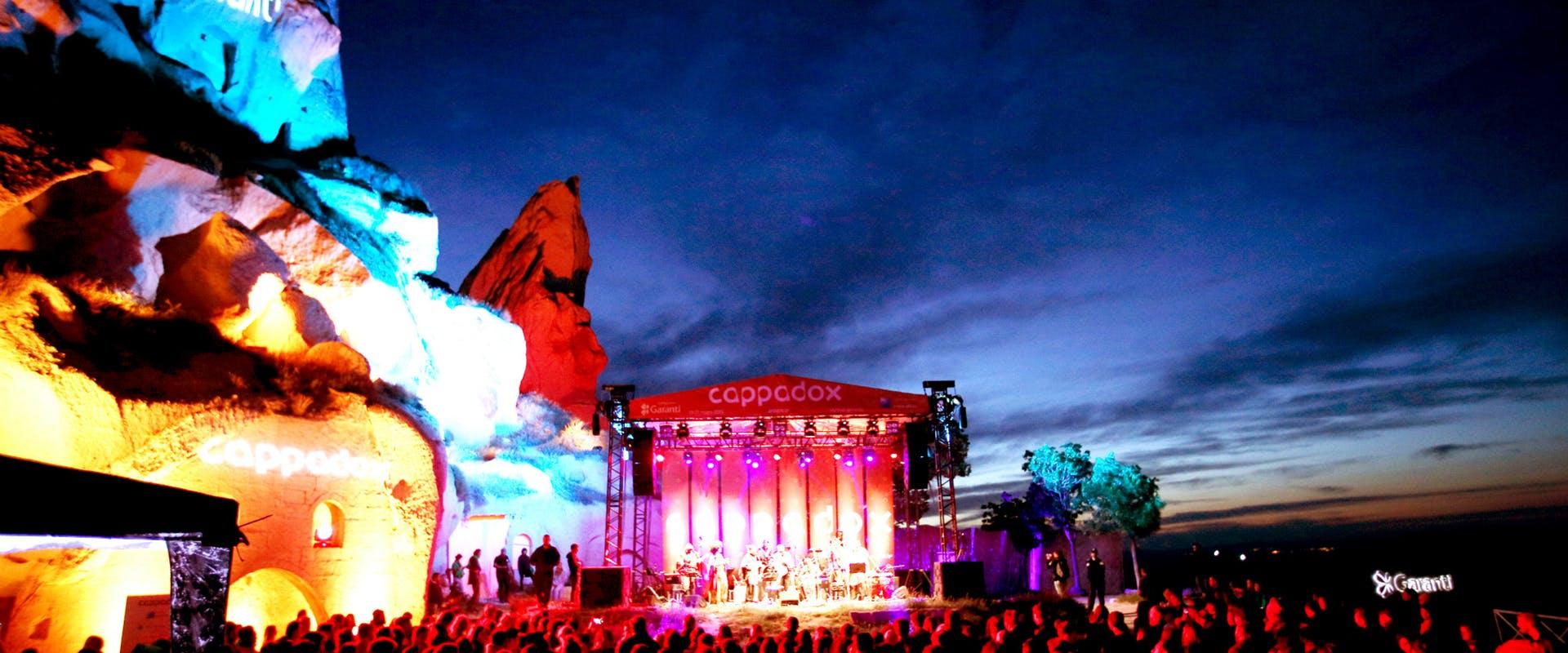 kapadokyaya ne zaman gidilir - cappadox festivali