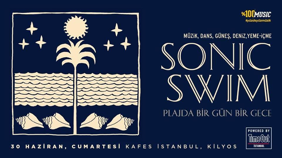 sonic swim - istanbul etkinlikleri
