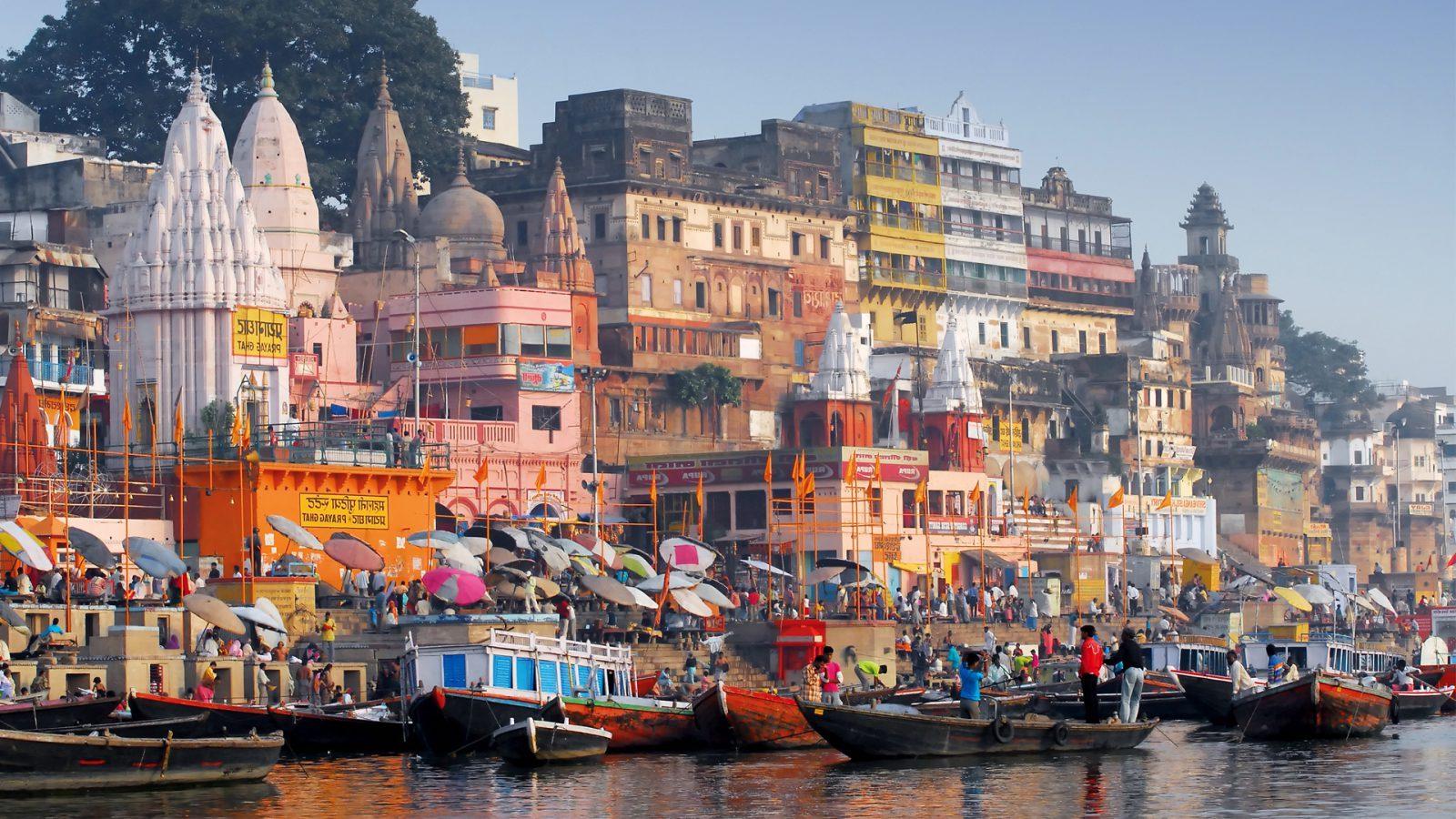 varanasi - hindistan gezilecek yerler