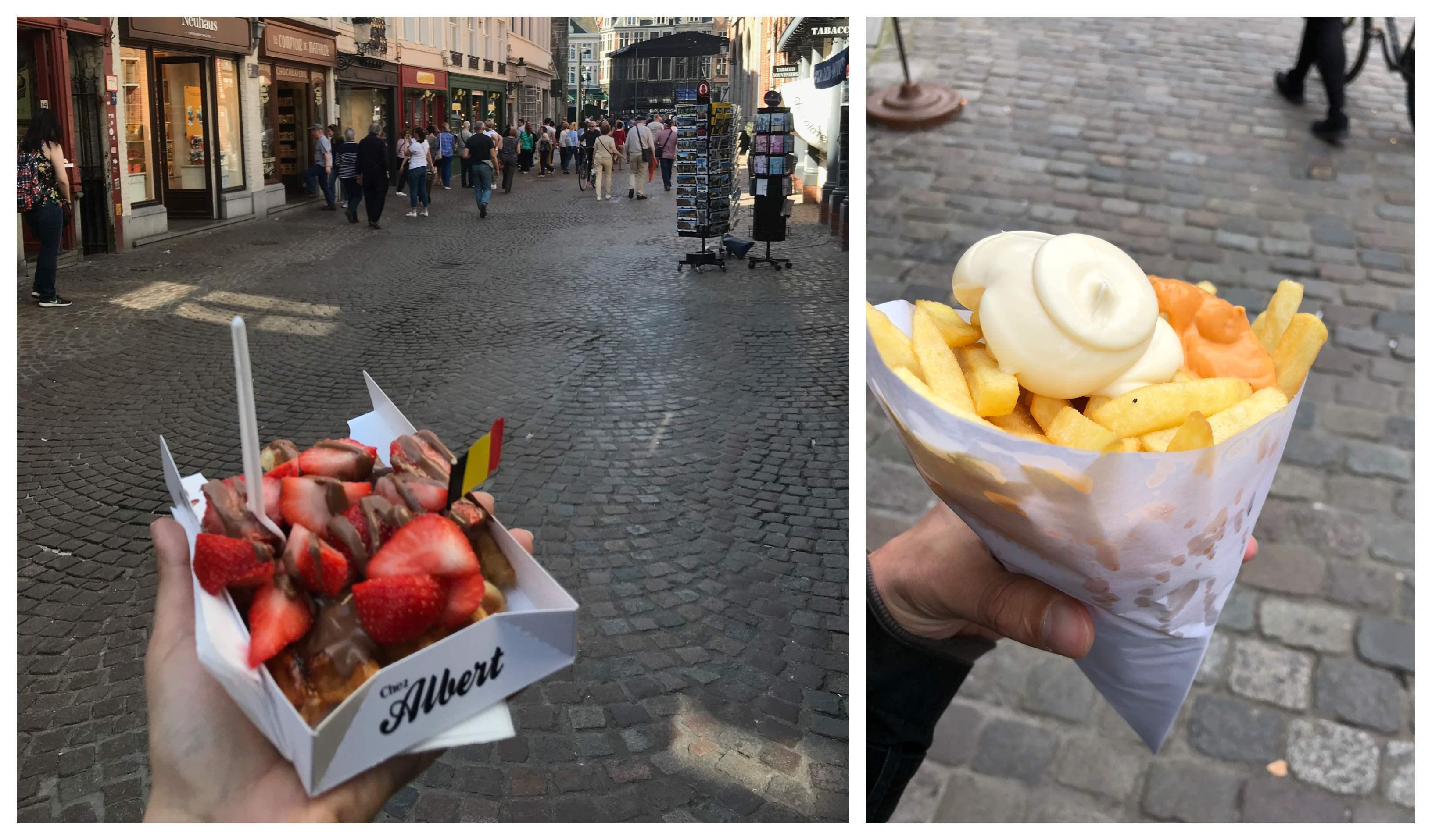 Belçikada Ne Yenir