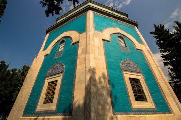 yesil turbe - Bursa gezilecek yerler