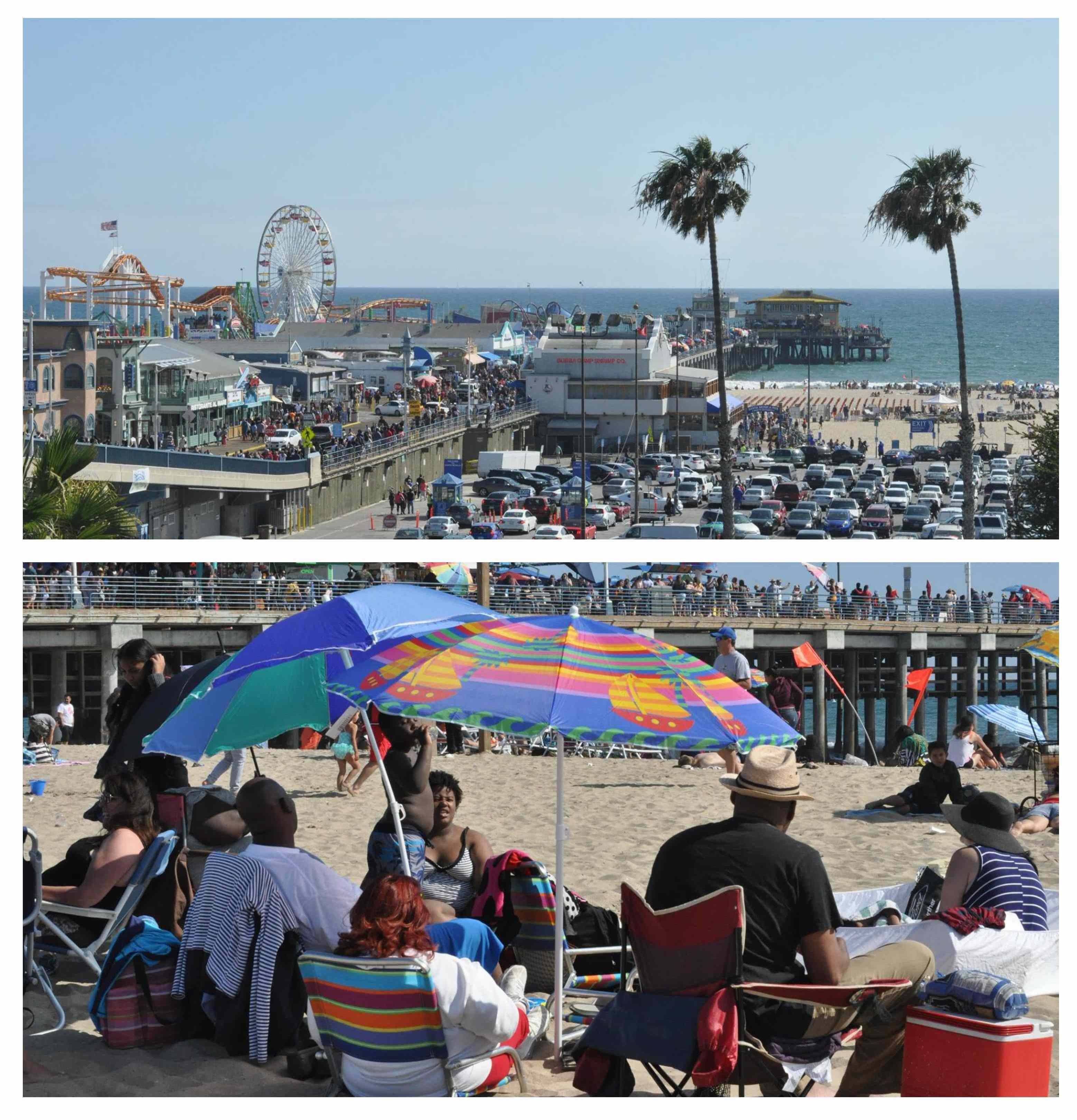Los Angeles Gezi Rehberi Santa Monica