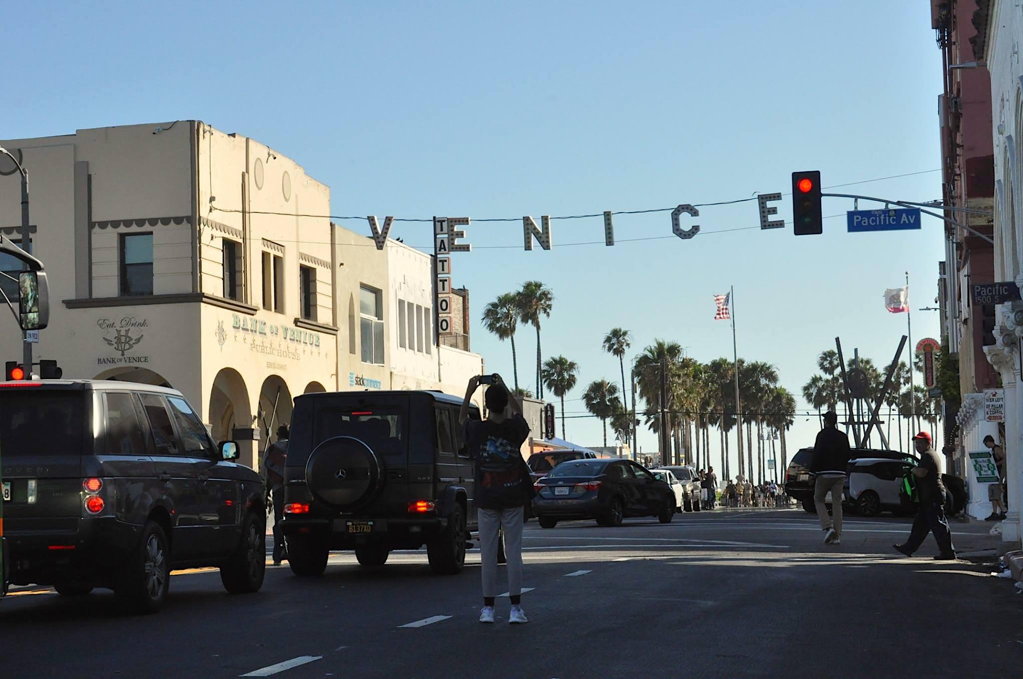 Venice Los Angeles Gezi Rehberi