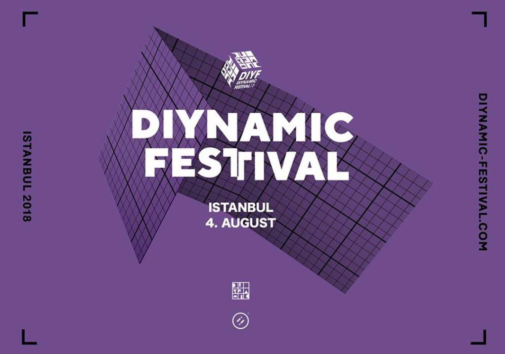 İstanbul Ağustos Etkinlikleri - Diynamic Festival