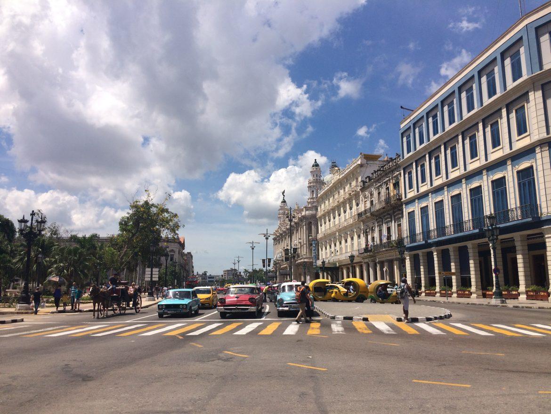 Küba'da şehir içi ulaşım - Gezi norları