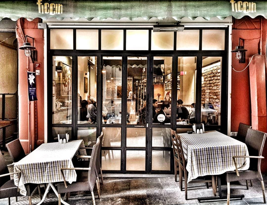 fıccın - istanbul en iyi vejetaryen restoranlar