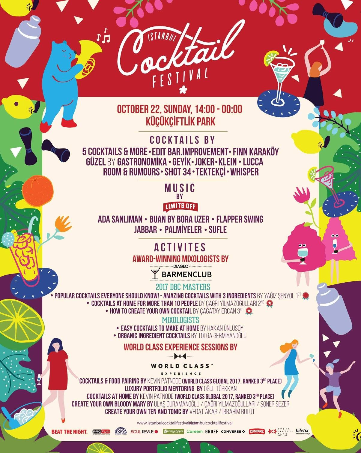 istanbul eylul etkinlikleri-kokteyl fest