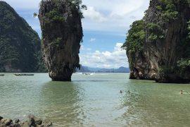 phuket gezi notları - james bond adası