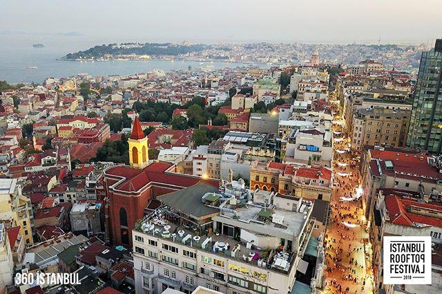 rooftop fest - istanbul eylul etkinlikleri