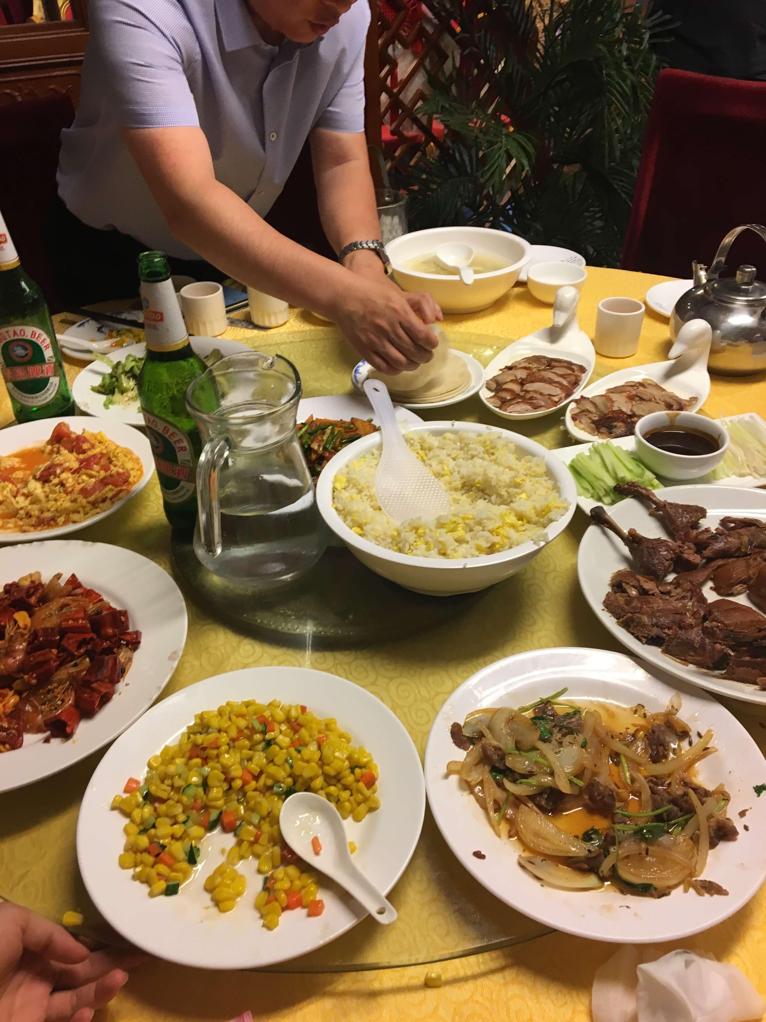 Çin Gezi Rehberi - Çin Mutfağı
