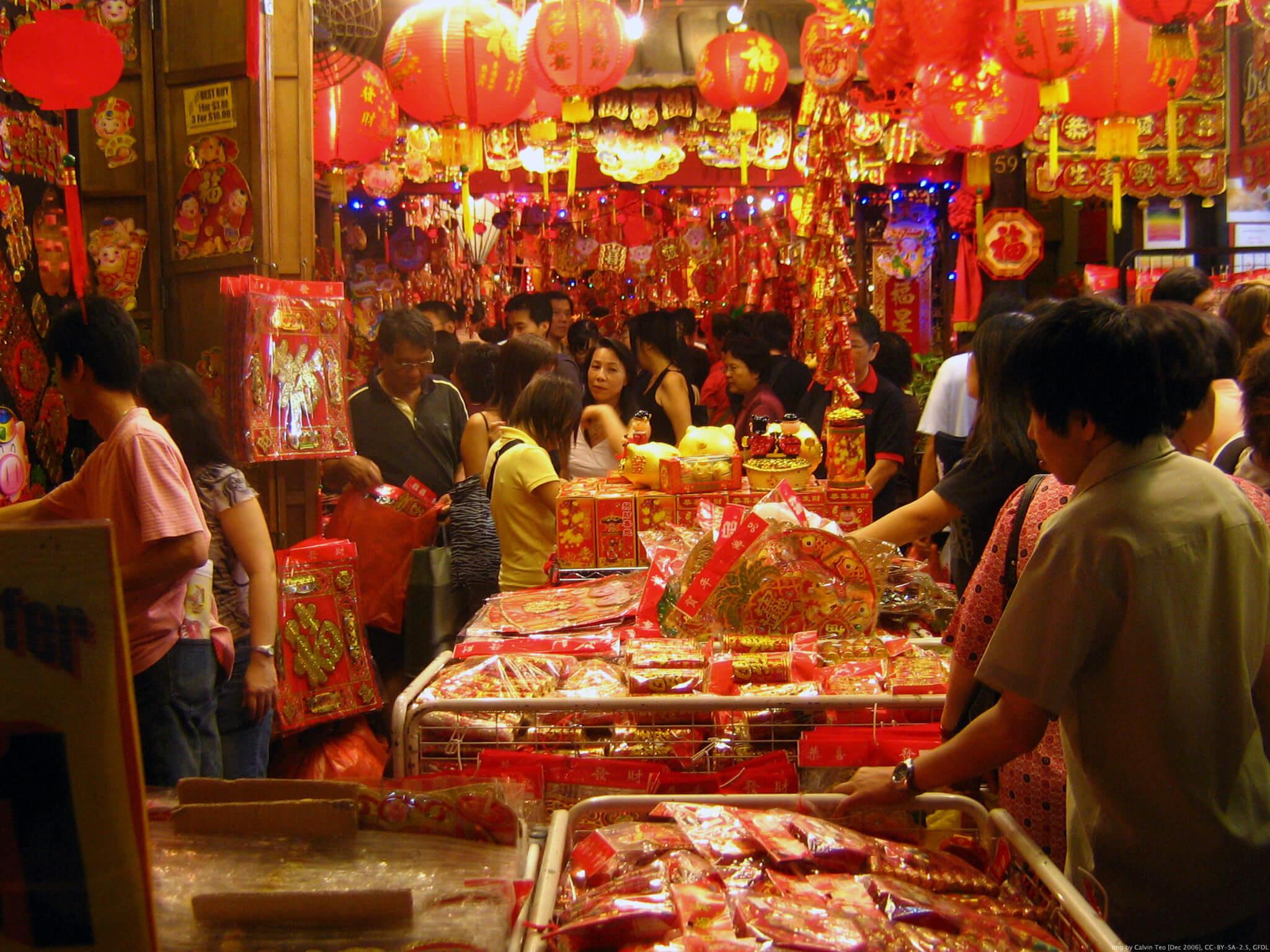 Çin Gezi Rehberi - Pazarlık