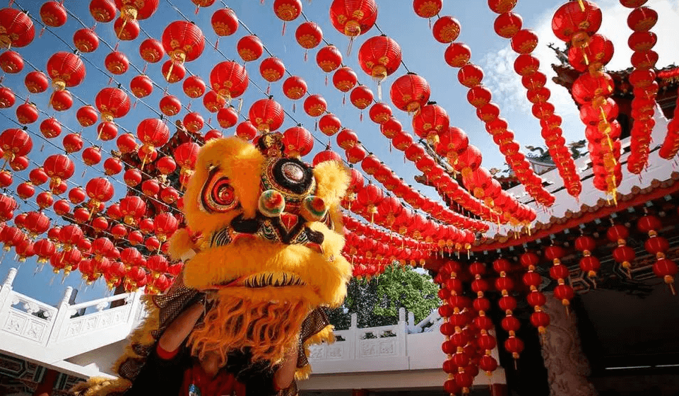 Çin Yeni Yılı - Çin Gezi Rehberi
