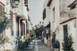 Sığacık Gezi Notları - Sokaklar