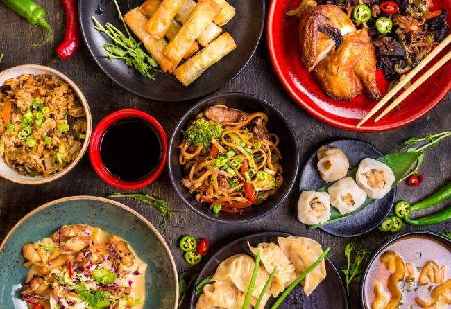 Uzakdoğu Yemek Kültürü