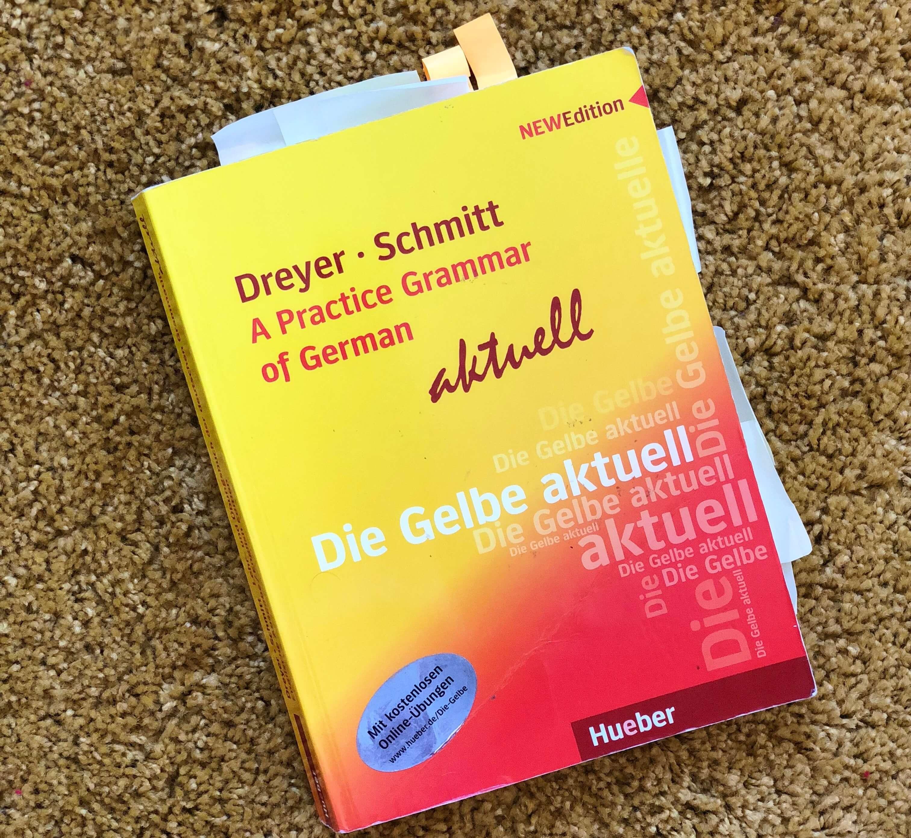 Almanca Orta Seviye Dilbilgisi Kitabi