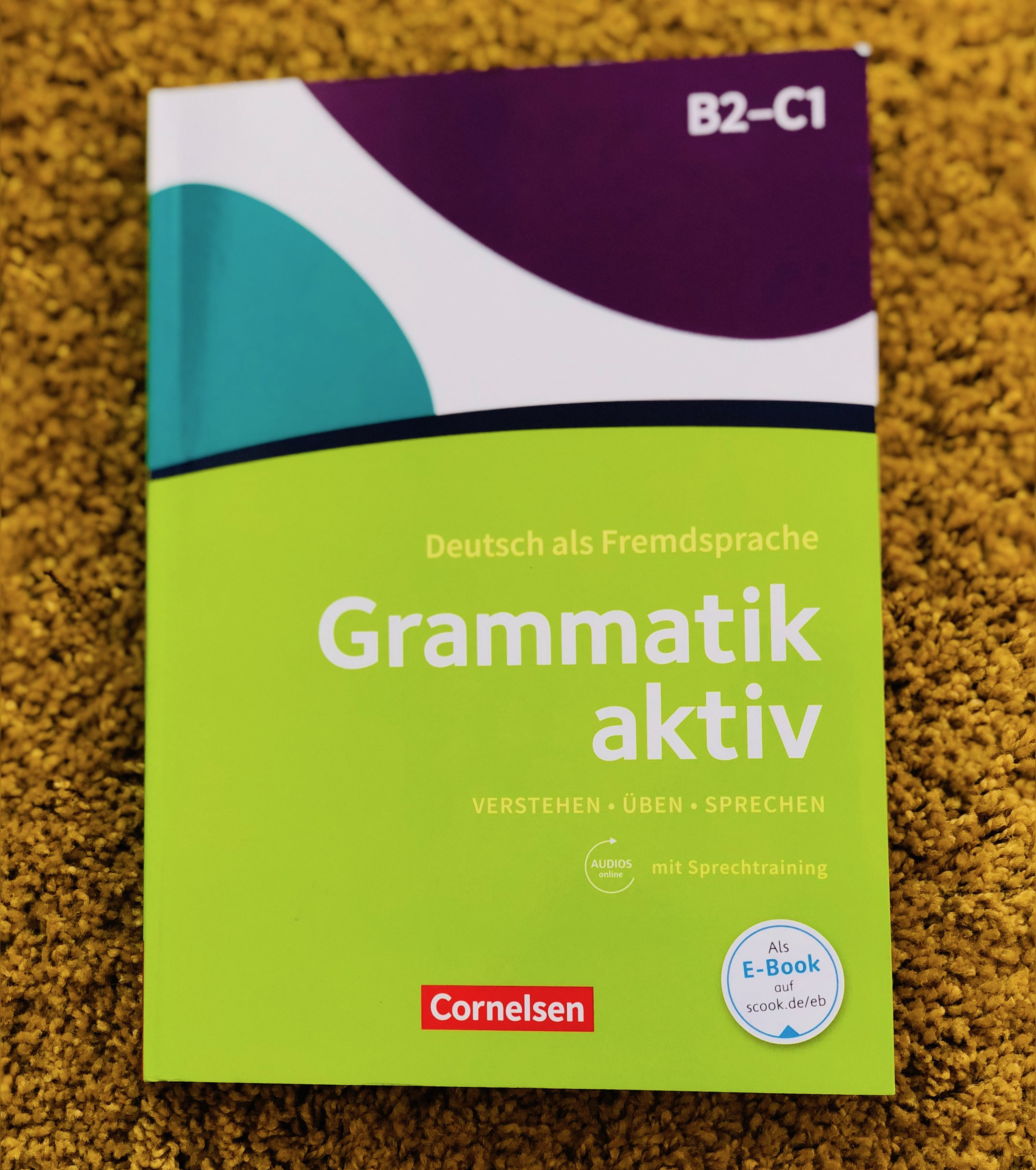 Grammatik Aktiv B-C seviyesi almanca