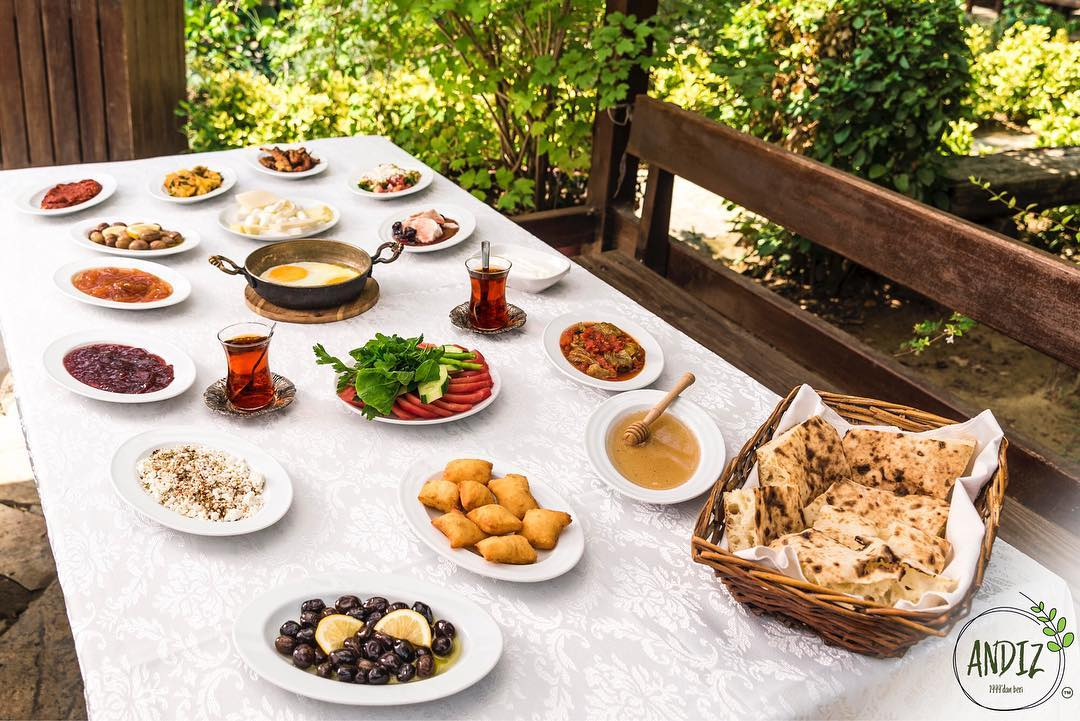 Andız - Kuşadası Gezi Rehberi