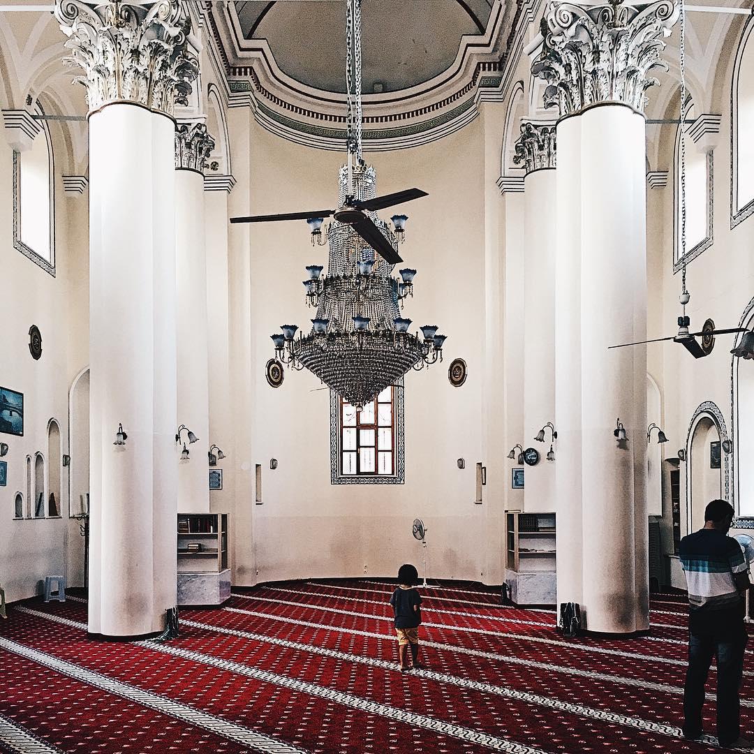Ayvalık Saatli Camii