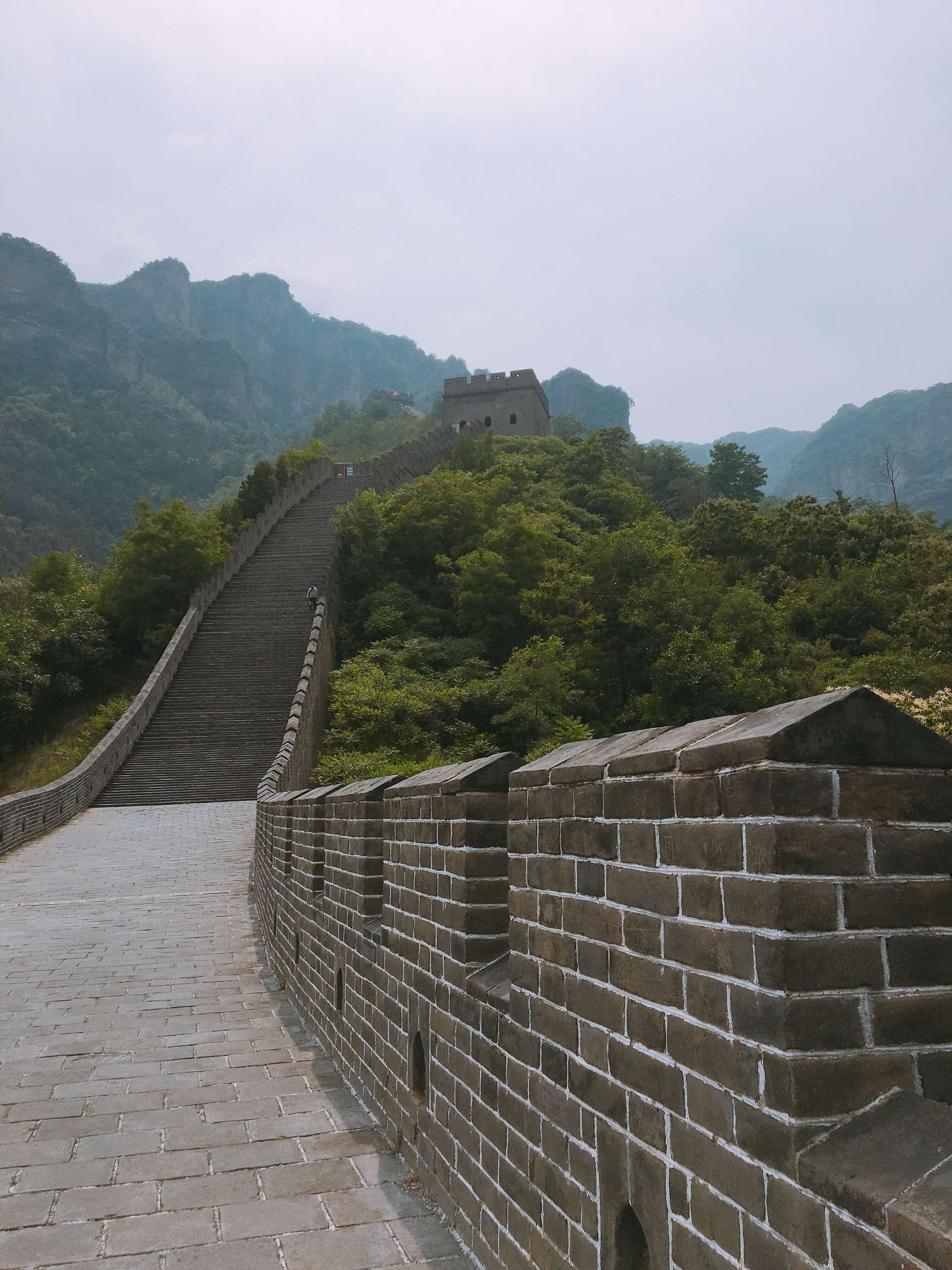 Çin Seddi - Tianjin Gezilecek Yerler