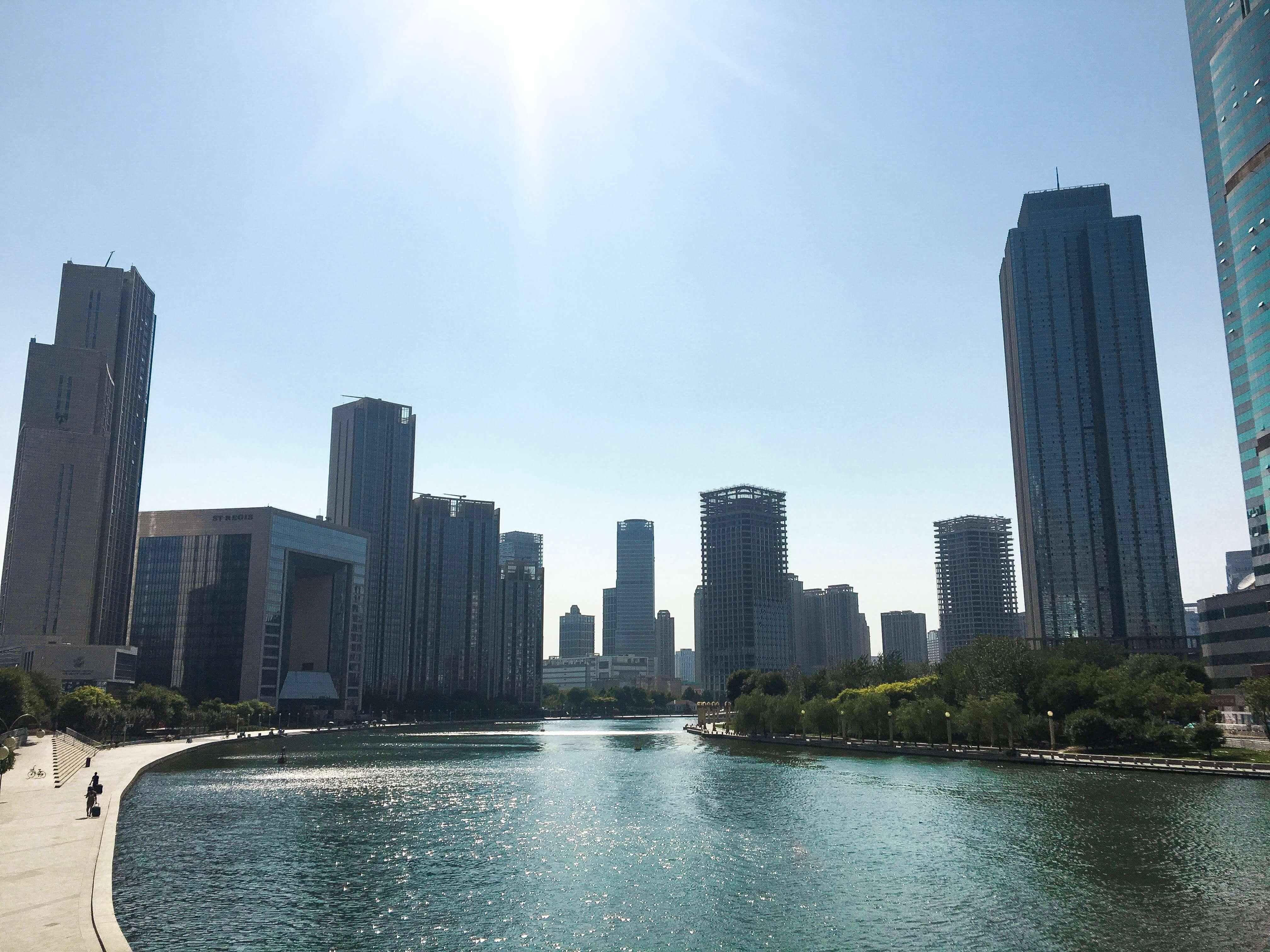 Hai Nehri - Tianjin Gezilecek Yerler Listesi