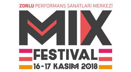 istanbul etkinlikleri - mix festival