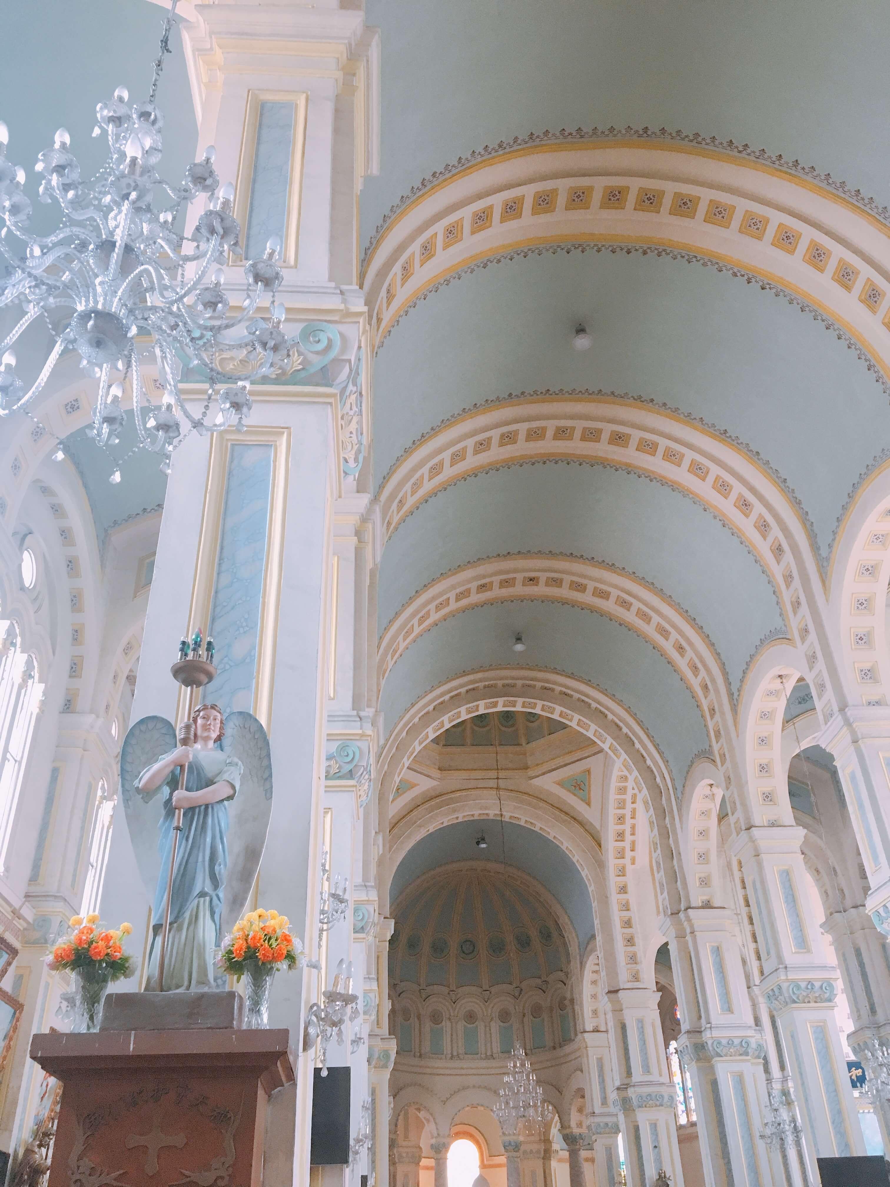 Xikai Kilisesi - Tianjin Gezilecek Yerler
