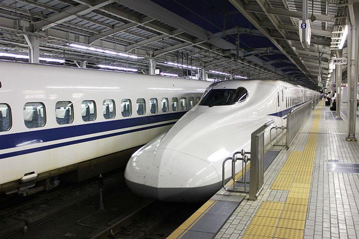 shinkansen-japonya gezisi ulaşım